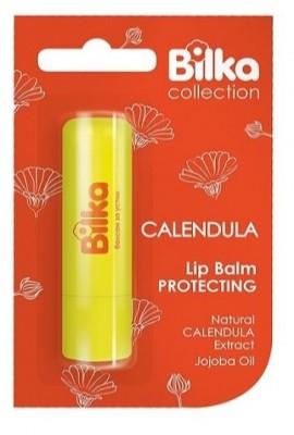 Балсам за устни Bilka защитен с екстракт от Невен