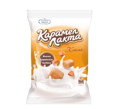 Бонбони Карамел Лакта