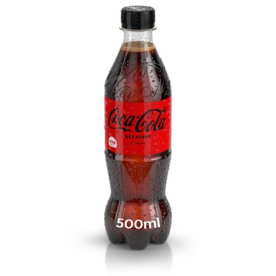 Coca-Cola Без захар