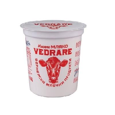 Кисело мляко 4.5% Vedrare
