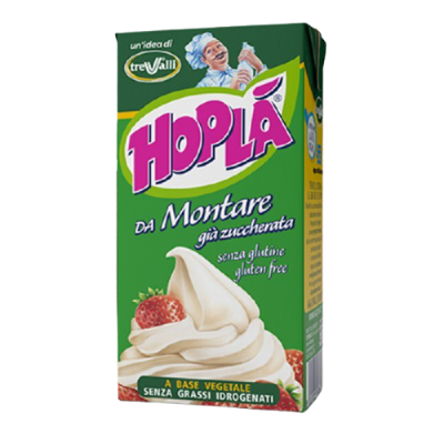 Сладкарска Сметана HOPLA