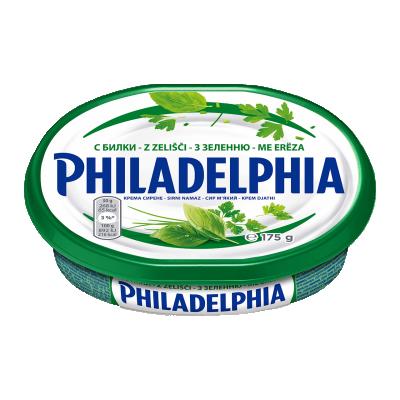 Крема сирене PHILADELPHIA Билки