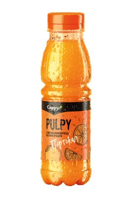 Cappy Pulpy Портокал
