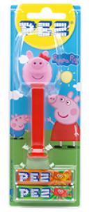 Бонбони PEZ 2 броя пълнител + Играчка