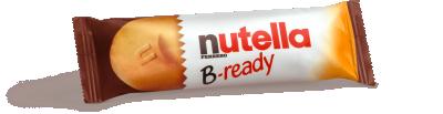 Десерт Nutella B-ready