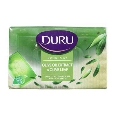 Тоалетен сапун DURU с натурален зехтин и маслинови листа