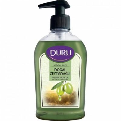 Течен сапун DURU с натурално маслиново масло