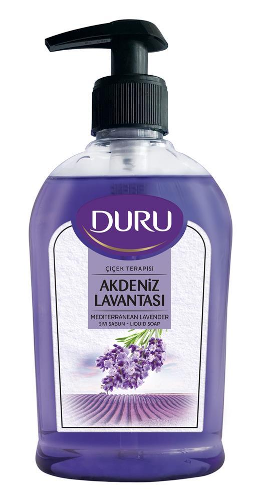 Течен сапун DURU Лавандула