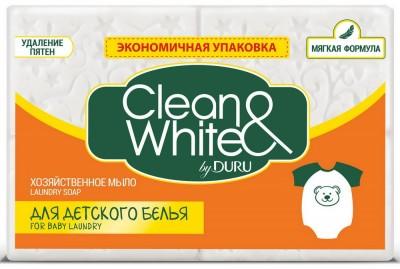 Сапун за пране DURU Clean&White за Бебе