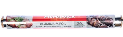 Алуминиево фолио Primapack 20м