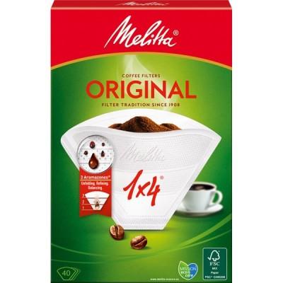 Филтри за кафе Melitta 1х4