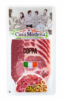 Сурово-сушен свински врат Casa Modena Коппа слайс