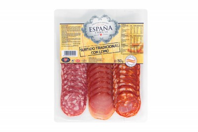 Плато деликатесни колбаси ESPANA с Ломо