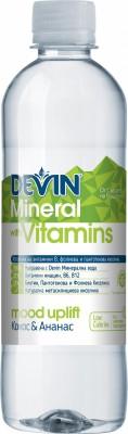 Девин Mineral & Vitamins Mood uplift Кокос и Ананас