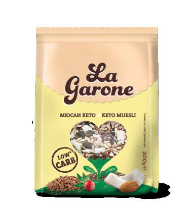 Мюсли Кето La Garone