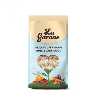 Мюсли Super foods La Garone