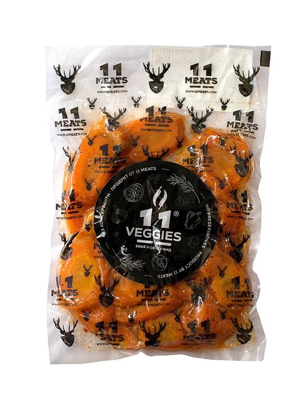 Моркови 11 Veggies Слайс (СУ ВИД )