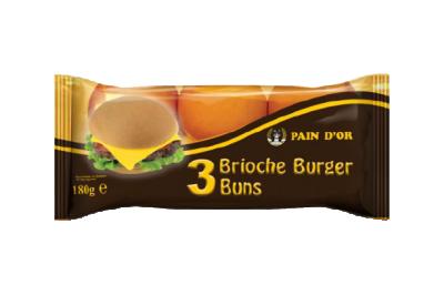 Бриош хлебчета за бургери  PAIN D'OR