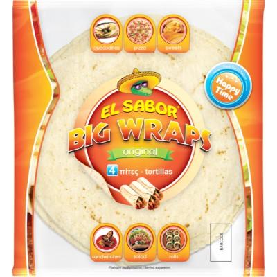 Тортила питка El Sabor 25 см