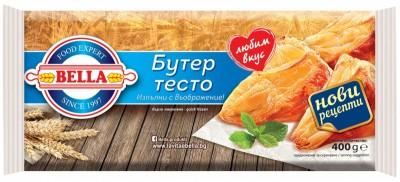 Бутер тесто Белла