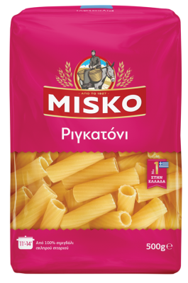 Макарони MISKO прави