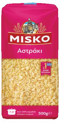 Макарони MISKO звездички