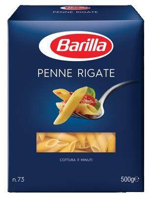Паста Пене ригате Barilla