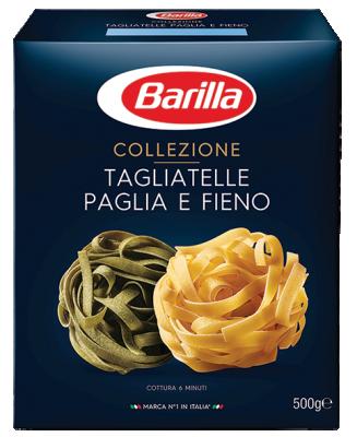 Паста Талиателе двуцветно Barilla