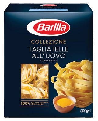 Паста Талиателе с яйца Barilla