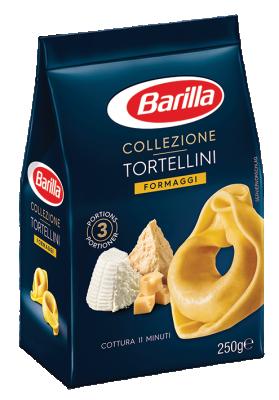Паста Тортелини със сирена Barilla