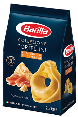 Паста Тортелини с прошуто Barilla