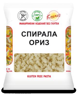 Спирали Kramas ориз