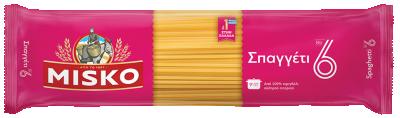 Спагети № 6 MISKO