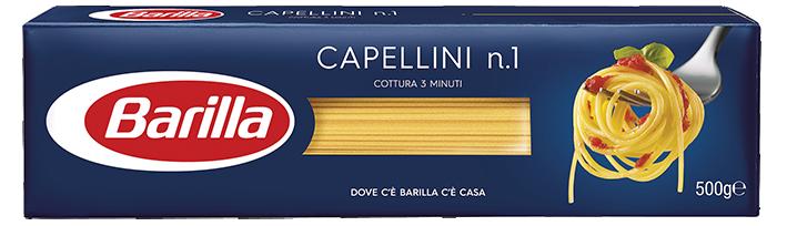 Спагети Капелини №1 Barilla