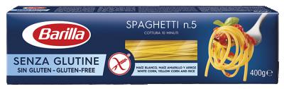 Спагети безглутенови №5 Barilla
