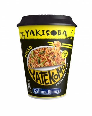 Нудълс с пиле YAKISOBA Gallina Blanca