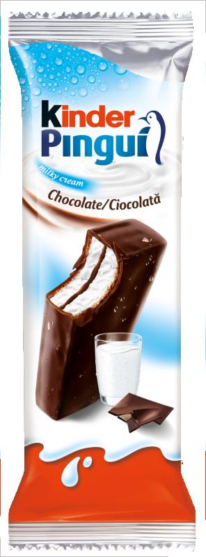 Млечен десерт Kinder Пингуи Какао