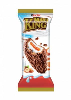 Млечен десерт Kinder Макси Кинг