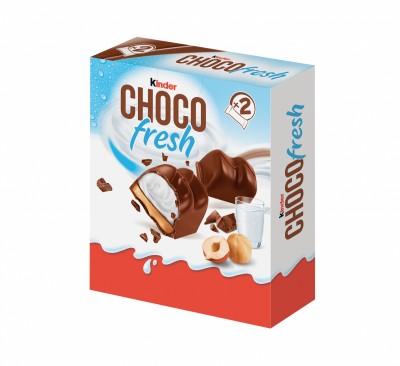 Млечен десерт Kinder Шокофреш