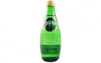 Минерална газирана вода Perrier