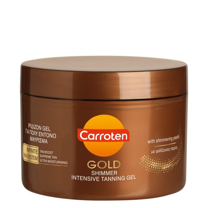 Интензивен гел за тен Carroten Gold