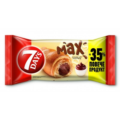 Кроасан 7 Days Мах какао