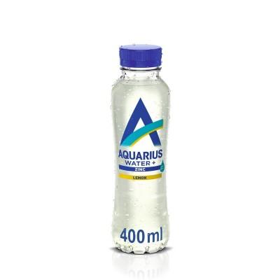 Функционална вода AQUARIUS цинк и лимон