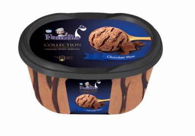 Сладолед Familia Collection течен шоколад