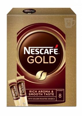 Разтворимо кафе Nescafe Gold стик