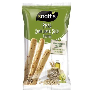 Гризини Snatt's със Слънчогледови семки