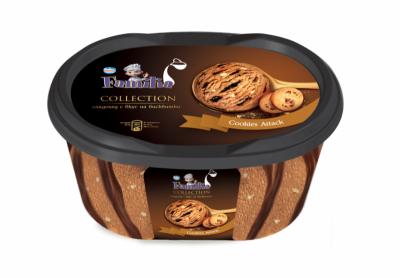 Сладолед Familia Collection бисквити