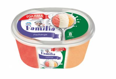 Сладолед Familia Пачангa