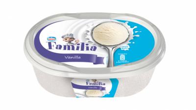Сладолед Familia ванилия