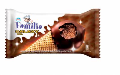 Сладолед Familia Galaxy какао